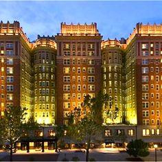 Skirvin Hilton Hotel, Oklahoma City OK