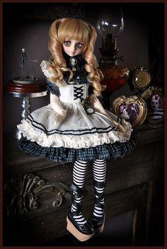 ~Alice~ Volks Suiseiseki by Clockwork_Angel, via Flickr