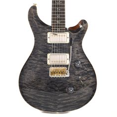 PRS CME Wood Library Custom 24 10 Top Quilt w/Pattern Regular Neck (Serial #235822) | Chicago Music Exchange