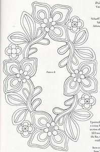 Photo from album on Yandex. Hand Embroidery Designs, Vintage Embroidery, Embroidery Stitches, Embroidery Patterns, Quilt Block Patterns, Lace Patterns, Crochet Patterns, Filet Crochet, Crochet Lace