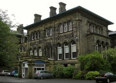 Bankfield Museum, Boothtown, Halifax.  The reason I work with costume & textiles.