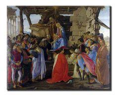 Botticelli-La-adoracion-de-los-Reyes-Magos