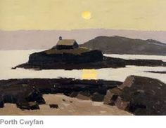 Gallery owner Mary Yapp was Sir Kyffin's close friend and Welsh agent and she displayed hugely popular exhibitions of his work every two years, ...