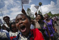 Viral Videos Show Kenyan Women Assaulted For Wearing Miniskirts.  Hundreds of Kenyan women and men took to the street on Nov. 17 after a video of an unidentified woman wearing a short skirt being stripped by a group of men emerged and went viral online, sparking the #MyDressMyChoice social media campaig. There have been many copycat crimes, some recorded and shared on social media.