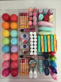 Phhhhhtttt, there is no such thing as to much lip things!!