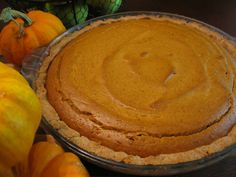 The Best Paleo Pumpkin Pie #ThePaleoMom