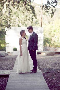 Photography: Kim and Niki, Photographers - kimandniki.com  Read More: http://www.stylemepretty.com/california-weddings/2014/04/01/rustic-chic-durham-ranch-wedding/