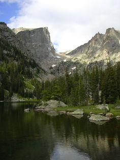 Dream Lake, Rocky Mountain Nat'l Park