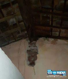 Severiano Net: Raio atinge residências em Campo Grande e deixa tr...