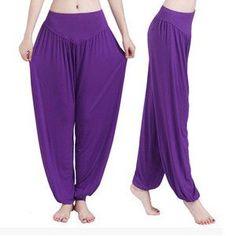 Yoga Pants - Colorful TaiChi Full Length Pants