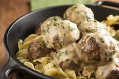Bring These Elegant Crockpot Swedish Meatballs to Your Next Potluck