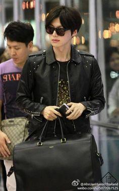 Ahn Jae Hyun in Thailand