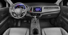 Novo Honda Hrv interior