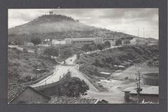 Vista de el Cerro Juana A. Lainez des de Tegucigalpa.