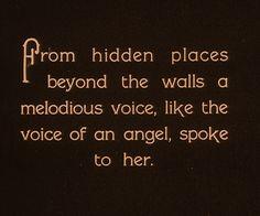 The Phantom of the Opera 1925.