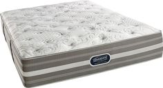 "BeautyRest Recharge World Class Coral Reef Luxury 13"" Firm Mattress"