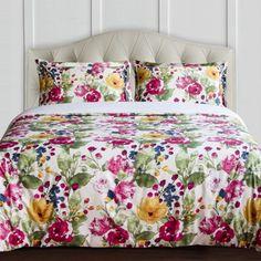 multiPaul Costelloe Living Bright Floral Duvet Cover