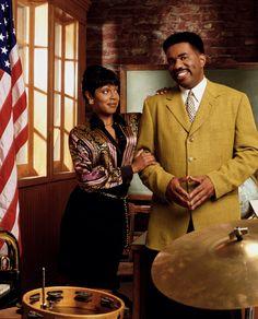Black sitcom couples - Steve and Regina (The Steve Harvey Show) Costumes For Black Women, Tv Show Halloween Costumes, Black Hollywood, Steve Harvey, Tv Couples, Black Women, Black Tv Shows, Black Sitcoms, Black Tv