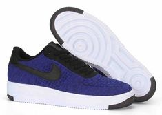 brand new c52a9 5bff8 air force one pas cher,air force 1 flyknit bleu et noir Nike Air Force
