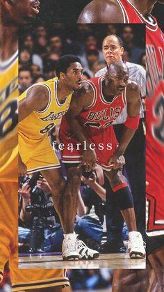 Arte Michael Jordan, Kobe Bryant Michael Jordan, Michael Jordan Basketball, Kobe Bryant 24, Kobe Bryant Iphone Wallpaper, Jordan Logo Wallpaper, Iphone Wallpaper Nba, Basketball Art, Basketball Players