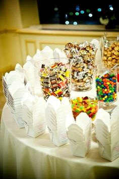 Wedding favors candy bar buffet ideas Ideas for 2019 Wedding Favors And Gifts, Inexpensive Wedding Favors, Cheap Favors, Rustic Wedding Favors, Beach Wedding Favors, Bridal Shower Favors, Destination Wedding, Wedding Tokens, Wedding Table