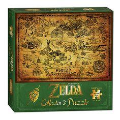 Legend of Zelda Puzzle