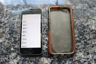 Apple iPhone 5s Space Gray (AT&T) Smartphone 32gb A1533 w/ Case Excellent!