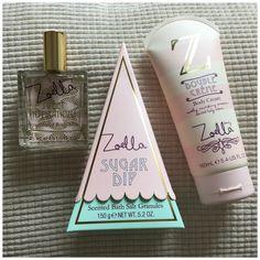 Zoella Sweet Inspirations Range