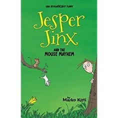 #BookReview of #JesperJinxandtheMouseMayhem from #ReadersFavorite - https://readersfavorite.com/book-review/jesper-jinx-and-the-mouse-mayhem  Reviewed by Rosie Malezer for Readers' Favorite  Jesper Jinx and the Mouse Mayhem is the seventh book in the hilarious Jesper Jinx series, written and illustrated by Marko Kitti. Eleven-year-old Jesper Jinx of Puffington Hill seems to have bad luck follow him at every turn. A simple act of taking his two new pet mice, Lenny and Benny, to school ends in