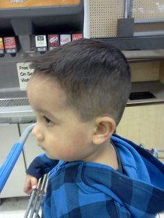 Can I See Your Toddler Boy's Haircut? - BabyCenter