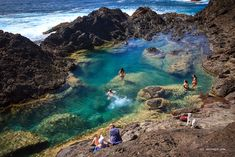 Mermaid Pools, New Zealand. There are many wonderful places that are worth seeing. Local hotels and apartments are ready to offer private unpublished discounts. Let hoteliers work for You with www. Wonderful Places, Great Places, Places To See, Beautiful Places, Beautiful Pictures, Amazing Places, Best Vacation Destinations, Best Vacations, Work From Home Crafts