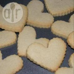 Sugar cookies uk recipe