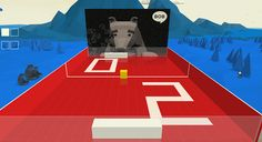Pong may be simple, but it is a great game for hand eye coordination, and this 21st century 3D version from is fast and fun. You can also share the link and play together online. Requires Chrome to run at its best.