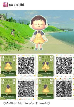i know this is for achhd, but i think it can work on acnl if we scan the qr codes :) to try ;) i know this is for achhd, but i think it can work on acnl if we scan the qr codes :) to try ; Animal Crossing 3ds, Animal Crossing Qr Codes Clothes, Animal Crossing Pocket Camp, Amazing Animals, Cute Animals, Acnl Pfade, Acnl Paths, Motif Acnl, Ac New Leaf