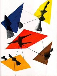 Constellations by Alexander Calder, from Portfolio Volume 3