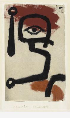 design-is-fine: Paul Klee, Kettledrummer, 1940,... - Scraaaaaaaaaaaaaaaaaaaaaaaaaaaaaaaaaaaaaaaaap