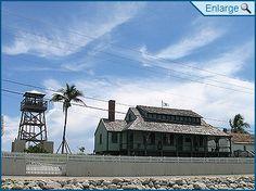 House of Refuge Museum at Gilbert's Bar, Stuart, FL