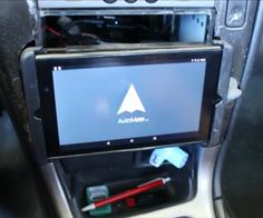 Turn Your Android Tablet Into a Car Head Unit: 8 Steps (with Pictures) Car Head Units, Computer Parts And Components, Best Sound System, Subaru Baja, Tablet Android, Automobile, Car Gadgets, Car Mods, Nexus 7