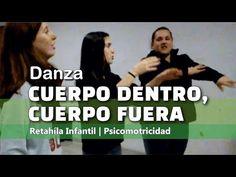 Danza CUERPO DENTRO FUERA| Canción de Campamento| Dinámica de Grupo | Animación - YouTube Spanish 1, Folk Music, Too Cool For School, Kids Songs, Teacher Resources, Activities For Kids, Dance, Education, Youtube