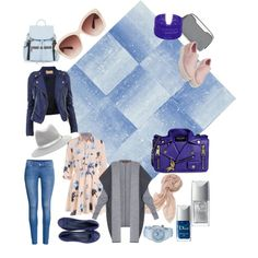 Untitled #2 by oksana-m on Polyvore featuring polyvore fashion style MaxMara H&M Moschino Topshop Swiss Legend Eloquii Stella & Dot rag & bone Anya Hindmarch Christian Dior
