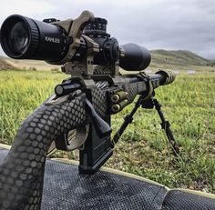 """Reposted from - There is no """"advanced"""" shooting techniques, only the mastery of the fundamentals. You are never above the fundamentals regardless of your perceived abilities. Military Weapons, Weapons Guns, Guns And Ammo, Tactical Rifles, Firearms, Sniper Rifles, Shotguns, Tactical Shotgun, Tactical Survival"""