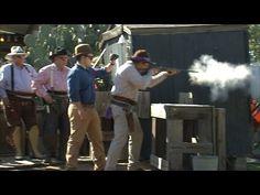 Cowboy Action Shooting (Texas Country Reporter) - YouTube