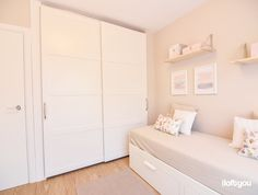 Spare Room, My Room, Girl Room, Girls Bedroom, Bedroom Decor, Brimnes Bed, Daybed Room, House Plants Decor, Interiores Design