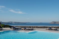 Strogili Traditional Houses, a chic retreat overlooking the caldera in Oia, Santorini.