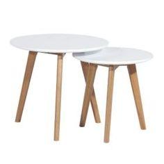 SPIO Nest Table Mmilo® (White)