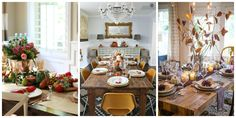 20 Thanksgiving Tables That Are Almost Too Pretty to Eat On  - CountryLiving.com