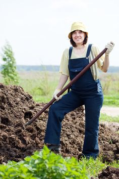 How to Use Manure in Organic Growing