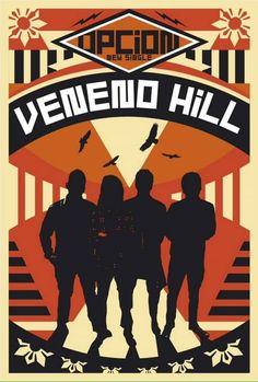 Cresta Metálica Producciones » Veneno Hill lanzan su nuevo tema ''Opción''