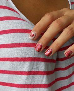 Octobre rose nail art « Your Nail Art