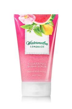 Watermelon Lemonade - Foaming Sugar Scrub - Signature Collection - Bath & Body Works